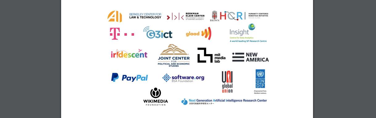 HCRI Joins The Partnership onAI